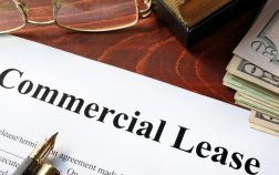 Commercial Lease Agreements Paperwork