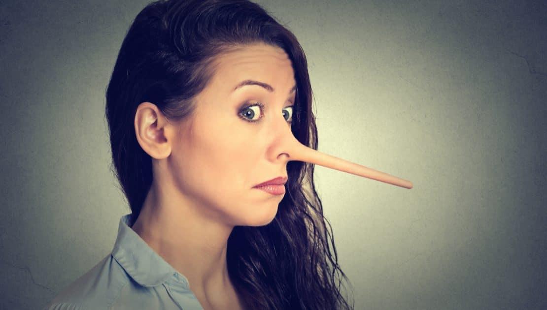Slander, Libel and Defamation long nose